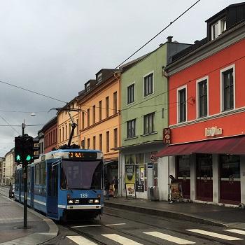 "オスロへ行くなら、""Grünerløkka""地区へ"