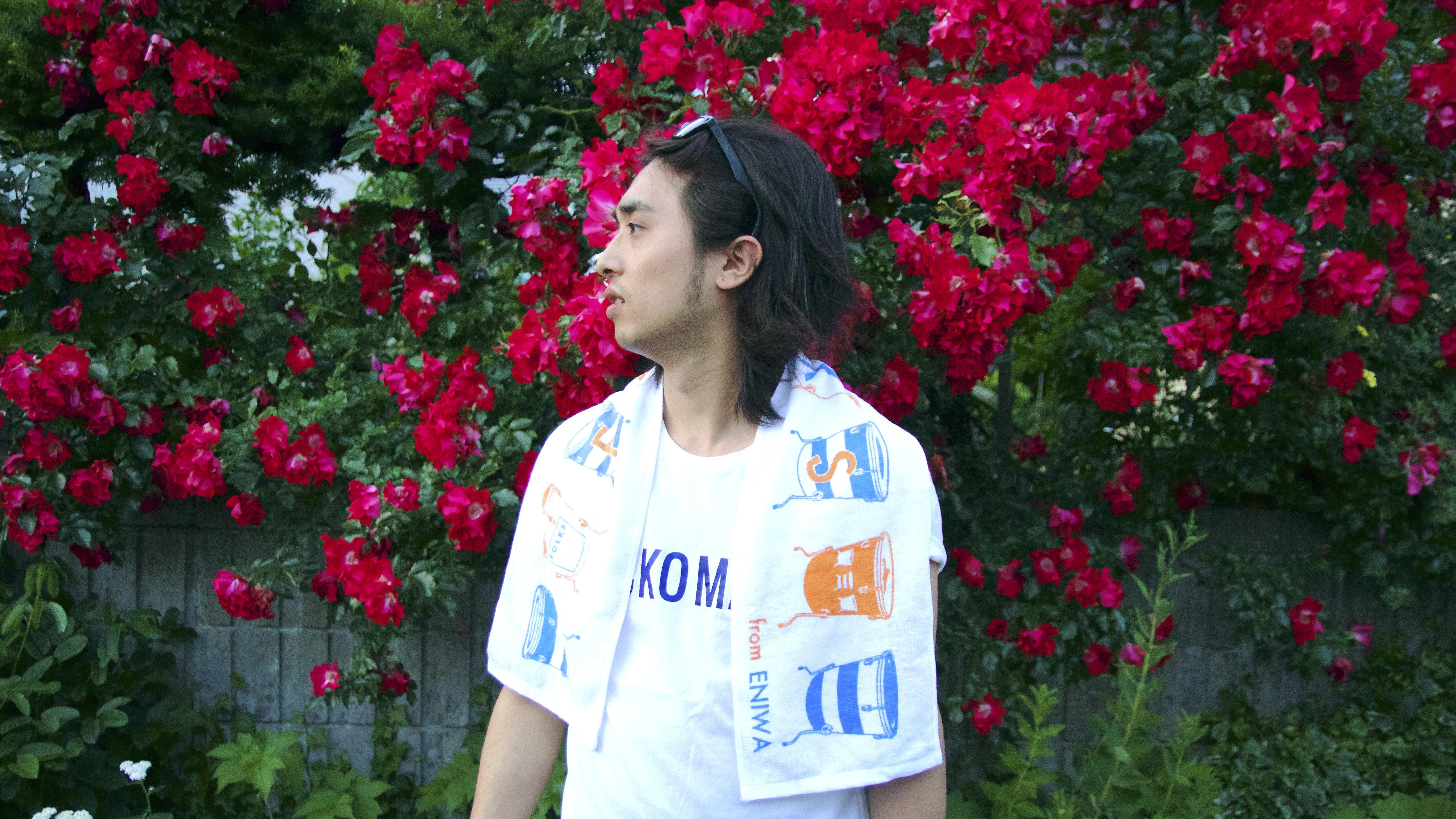FOLKS メンバーオリジナルデザインマフラータオルが発売!