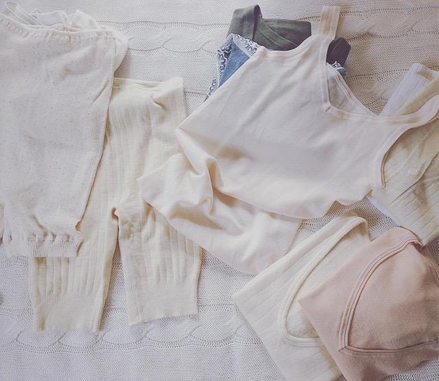 under wear / room wear