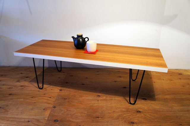 Hairpin Leg Coffee Table 1200