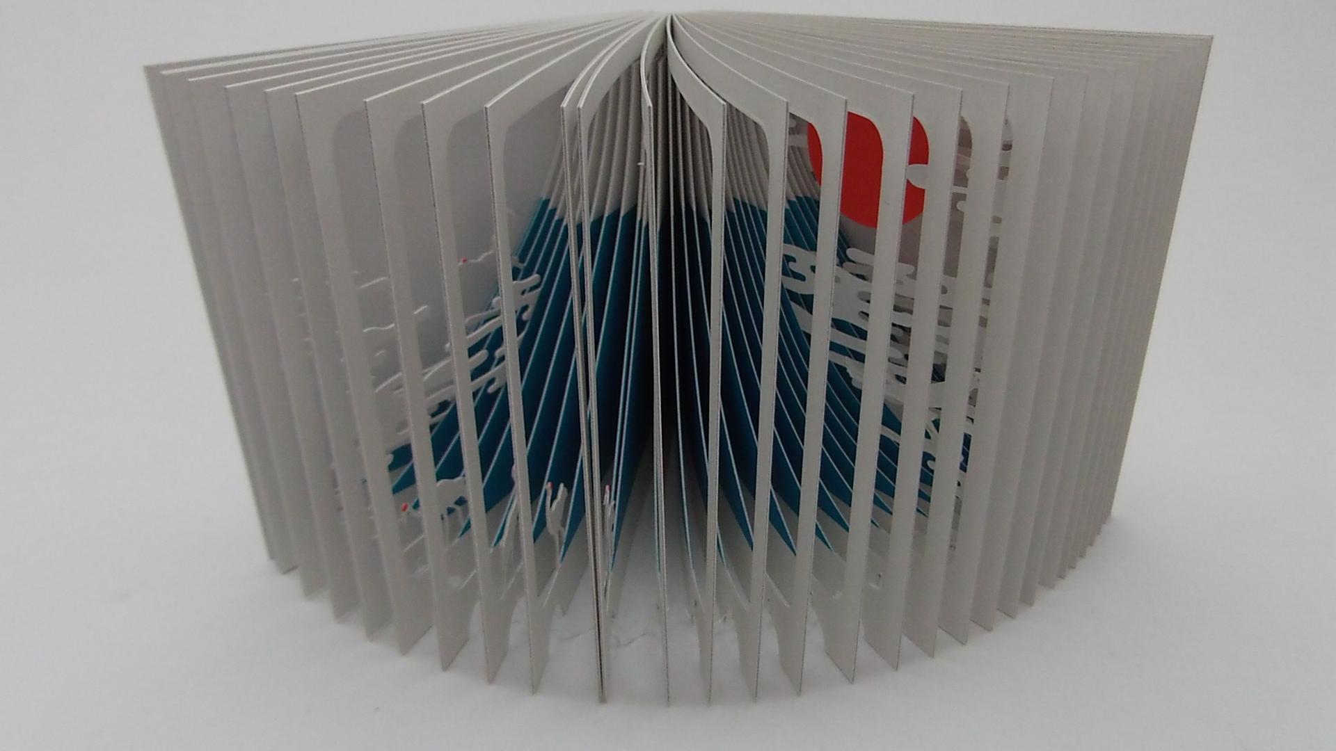 史上初!!360°も開く縁起が良くなるかもしれない本