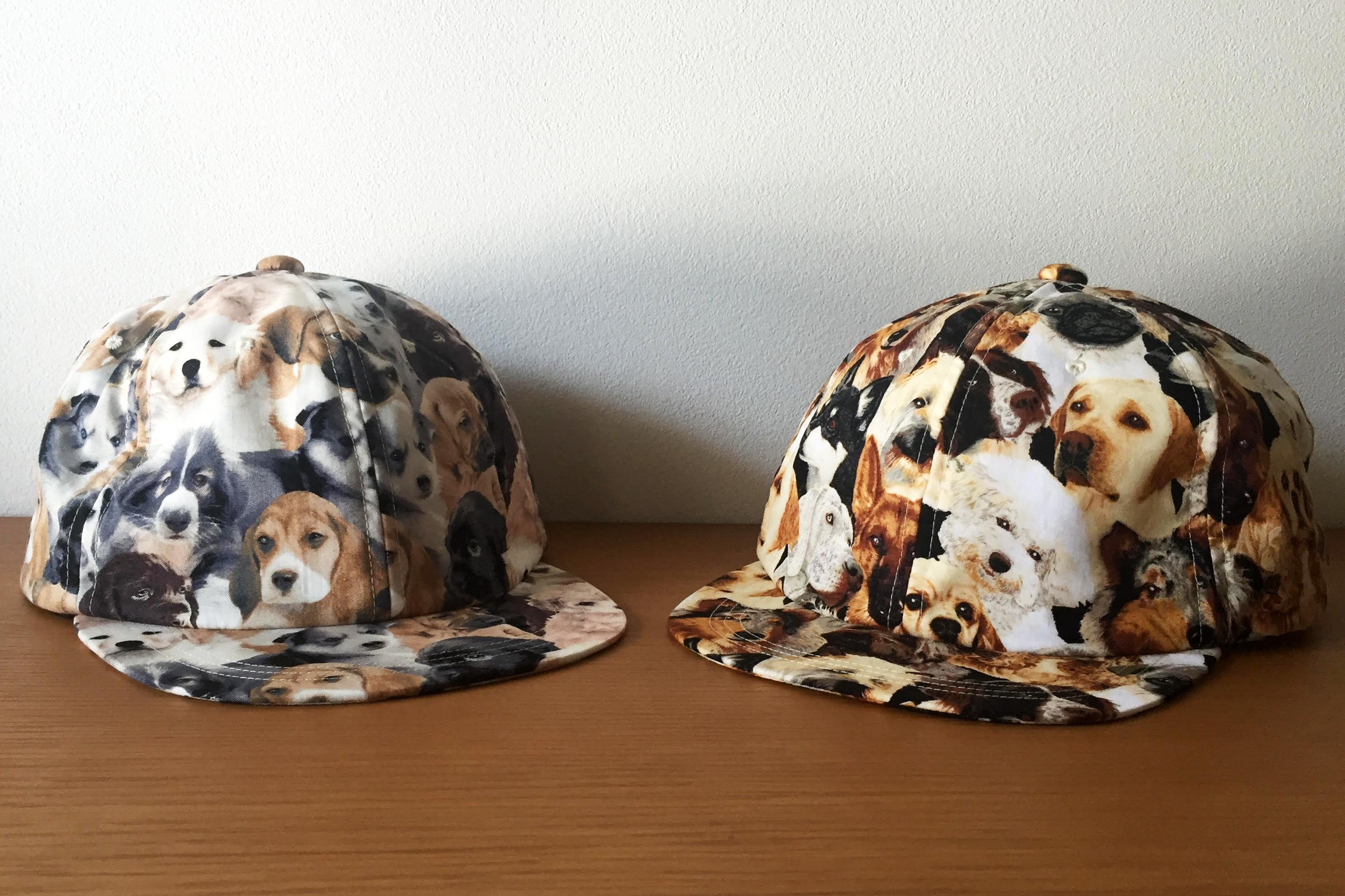 mas.4周年記念アイテム【DOG 6PANEL CAP】