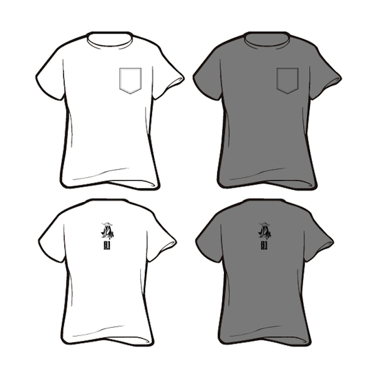 81 POCKET TEE (MANUAL x TOKIWA03)