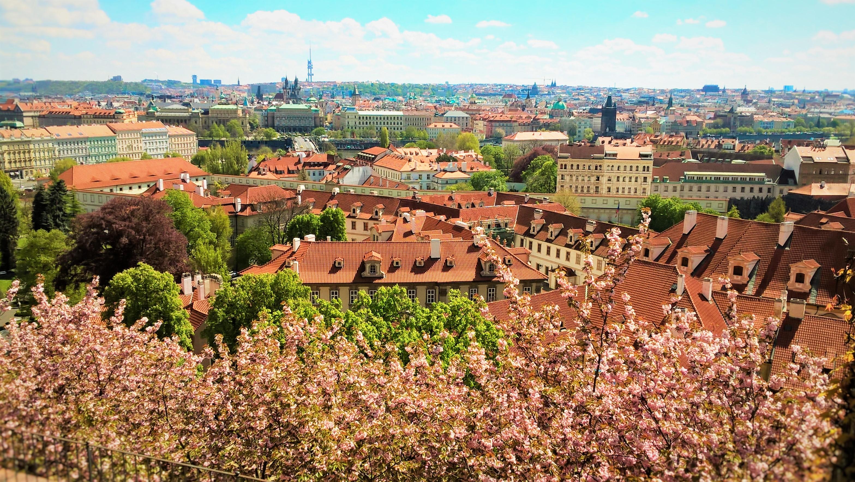 チェコ 春の訪れ2