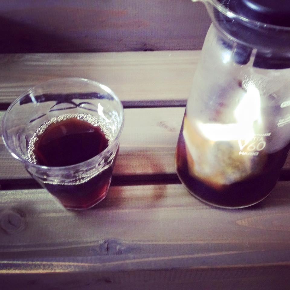 この夏にピッタリ。水出しで簡単に作れるcoldbrewcoffee