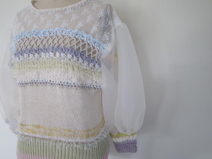 ohanami knitです。