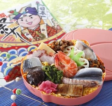 6月27日はちらし寿司の日。昔、善通寺あたりではばら寿司のことをちらし寿司っていってました。(^-^