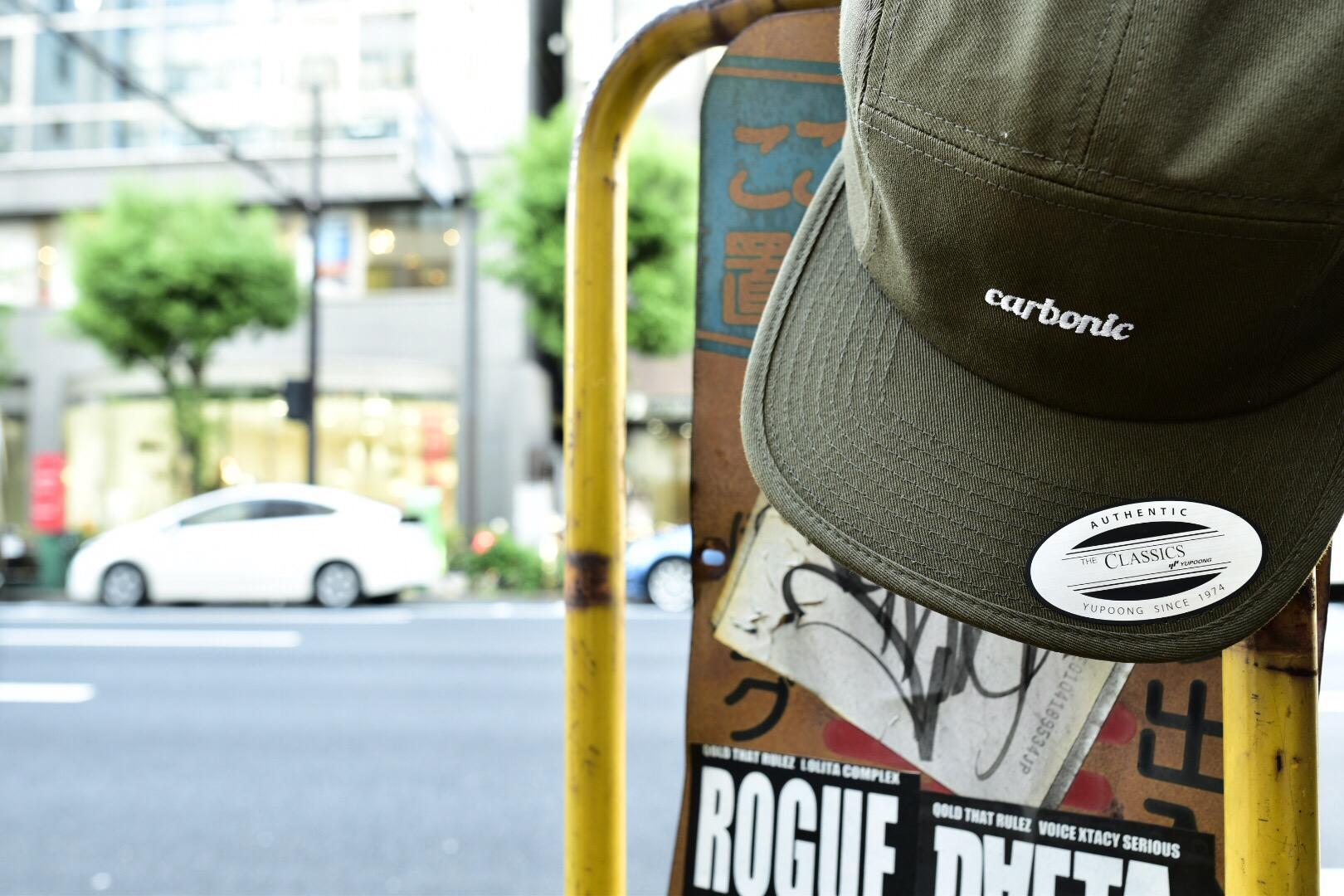 夏にはストリートでのマストアイテムのJET CAP