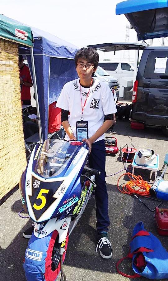 渡部翔悟選手!優勝おめでとうございます!