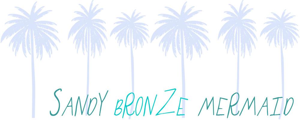 SANDY BRONZE MERMAID